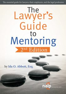 Lawyers Guide to Mentoring by Ida Abbott